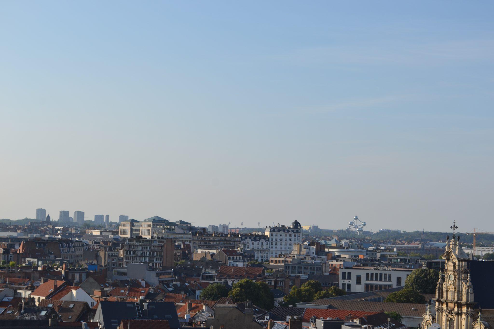 Travel Tip: Parking 58 | Brussels - dsc 0001