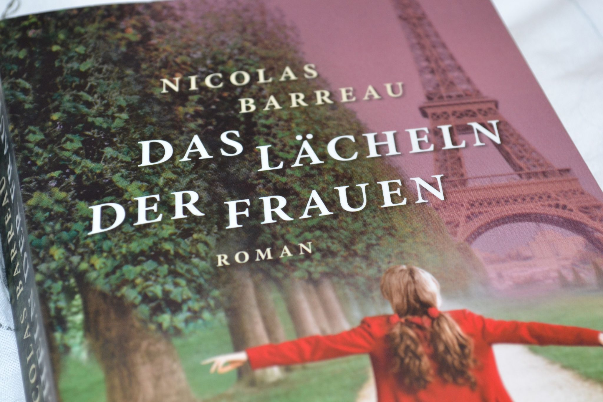 Books: Das Lächeln der Frauen | Nicolas Barreau - dsc 0001