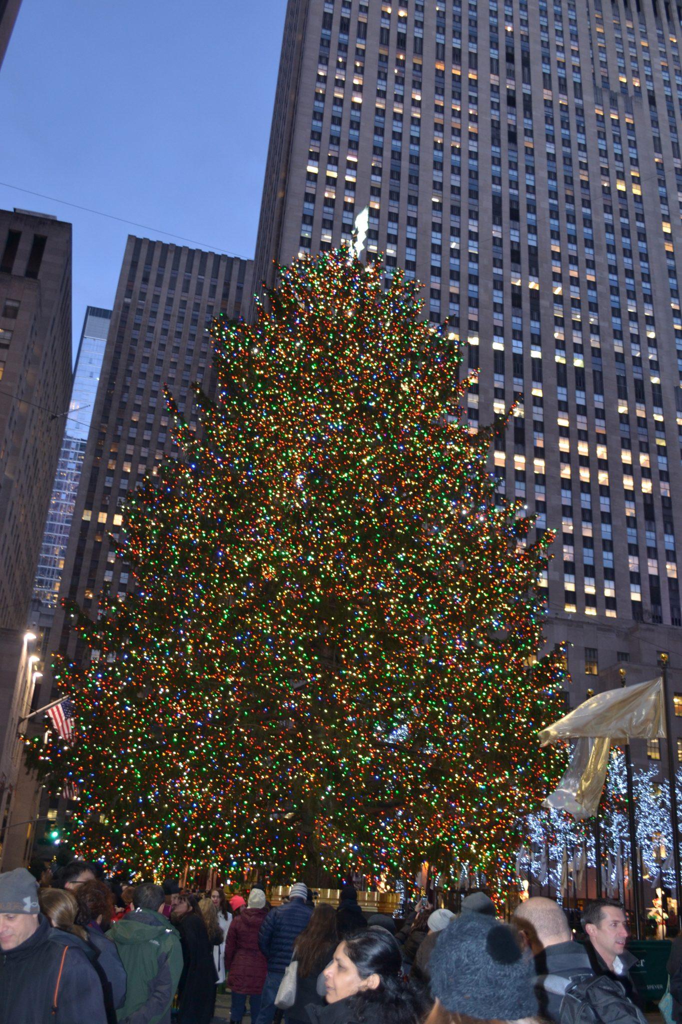New York Part 2: Rockefeller Center & Empire State Building - dsc 0207