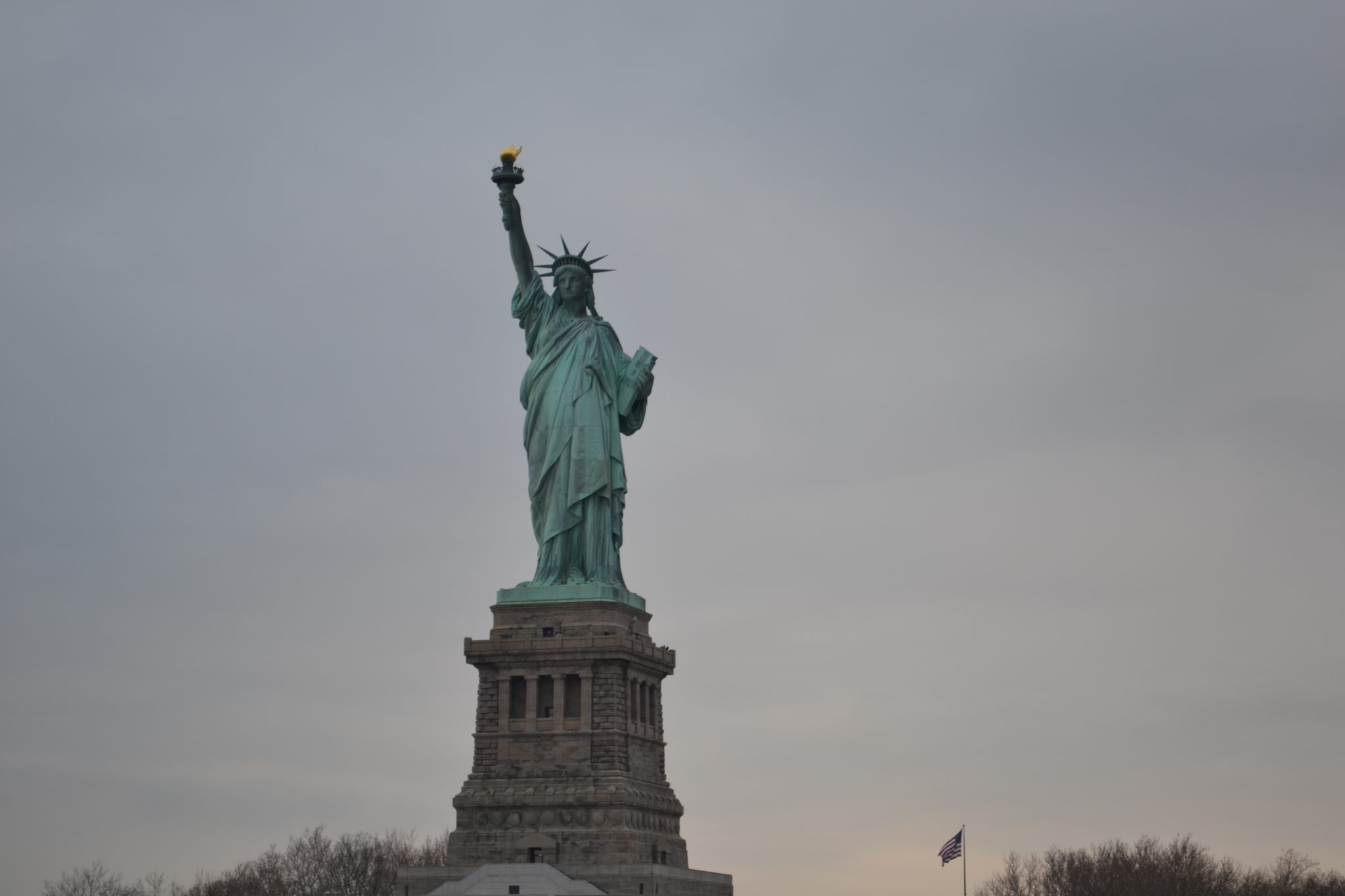 New York Part 4: Ellis Island & Statue of Liberty - dsc 0420
