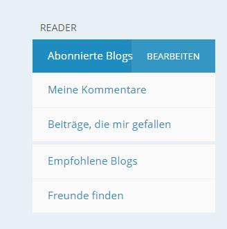 Wordpress Reader - Blogs hinzufügen, die nicht mit Wordpress arbeiten - Unbenannt