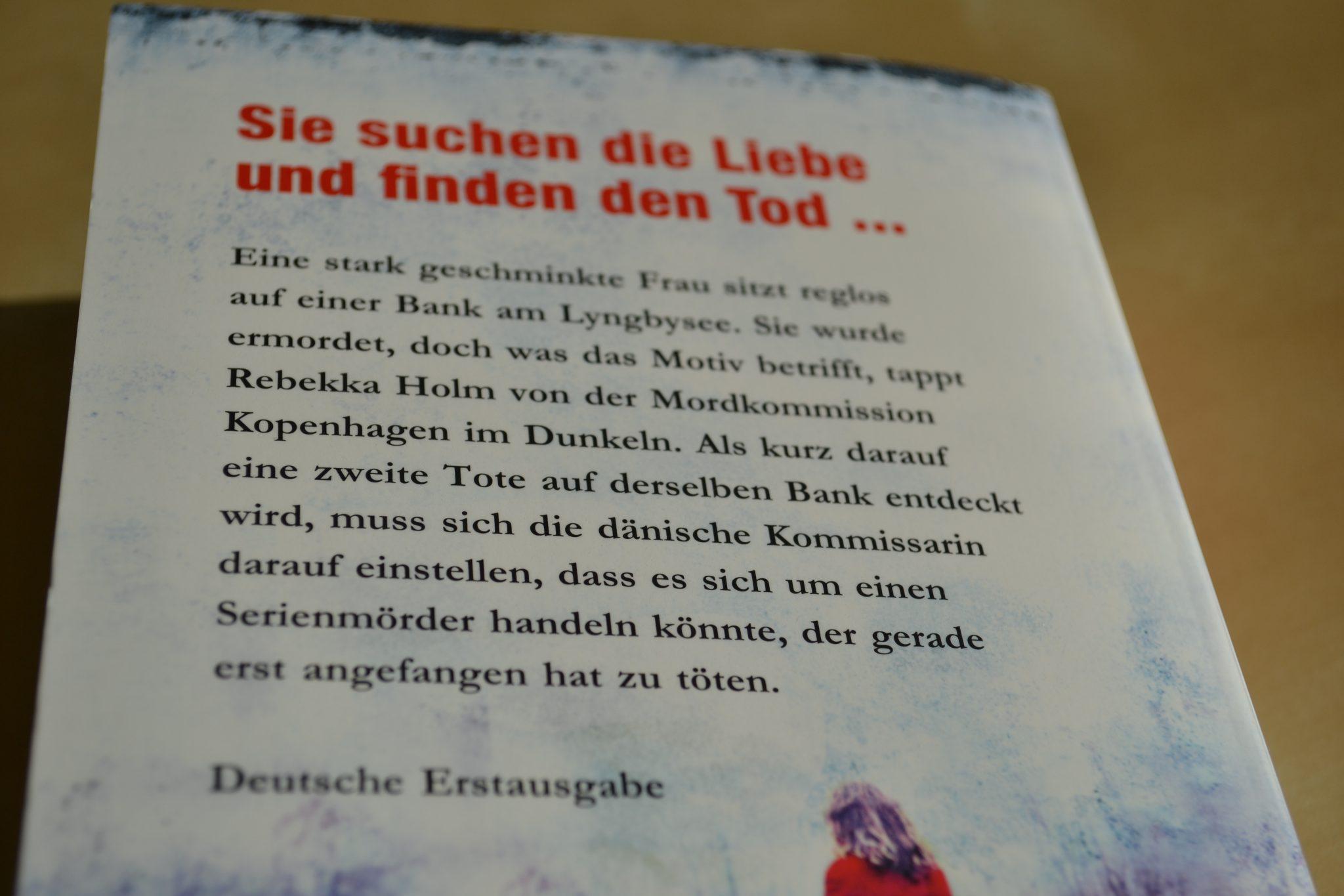 Books: Die Toten am Lyngbysee | Julie Hastrup - dsc 0562