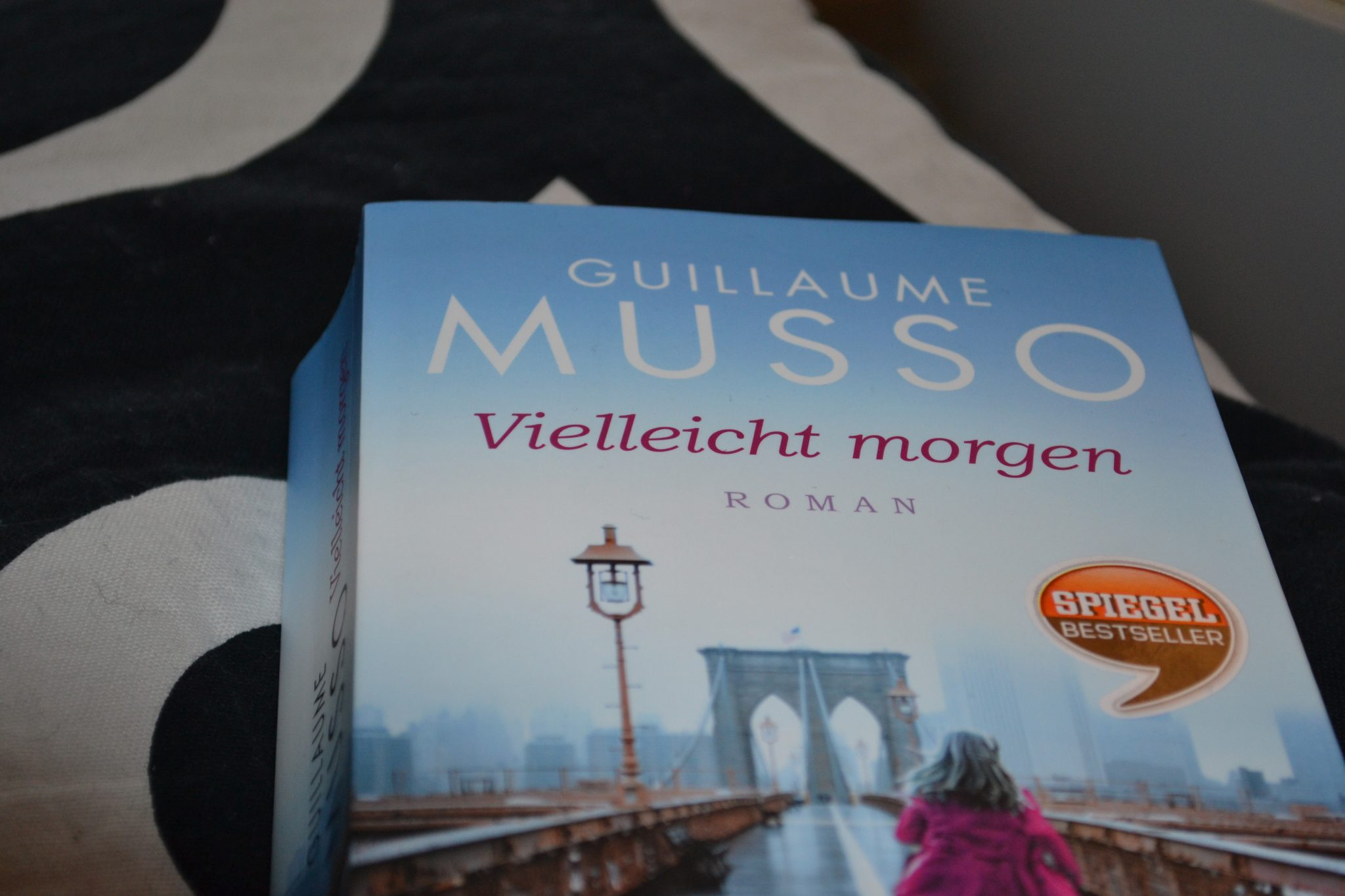 Books: Vielleicht morgen | Guillaume Musso - DSC 0013