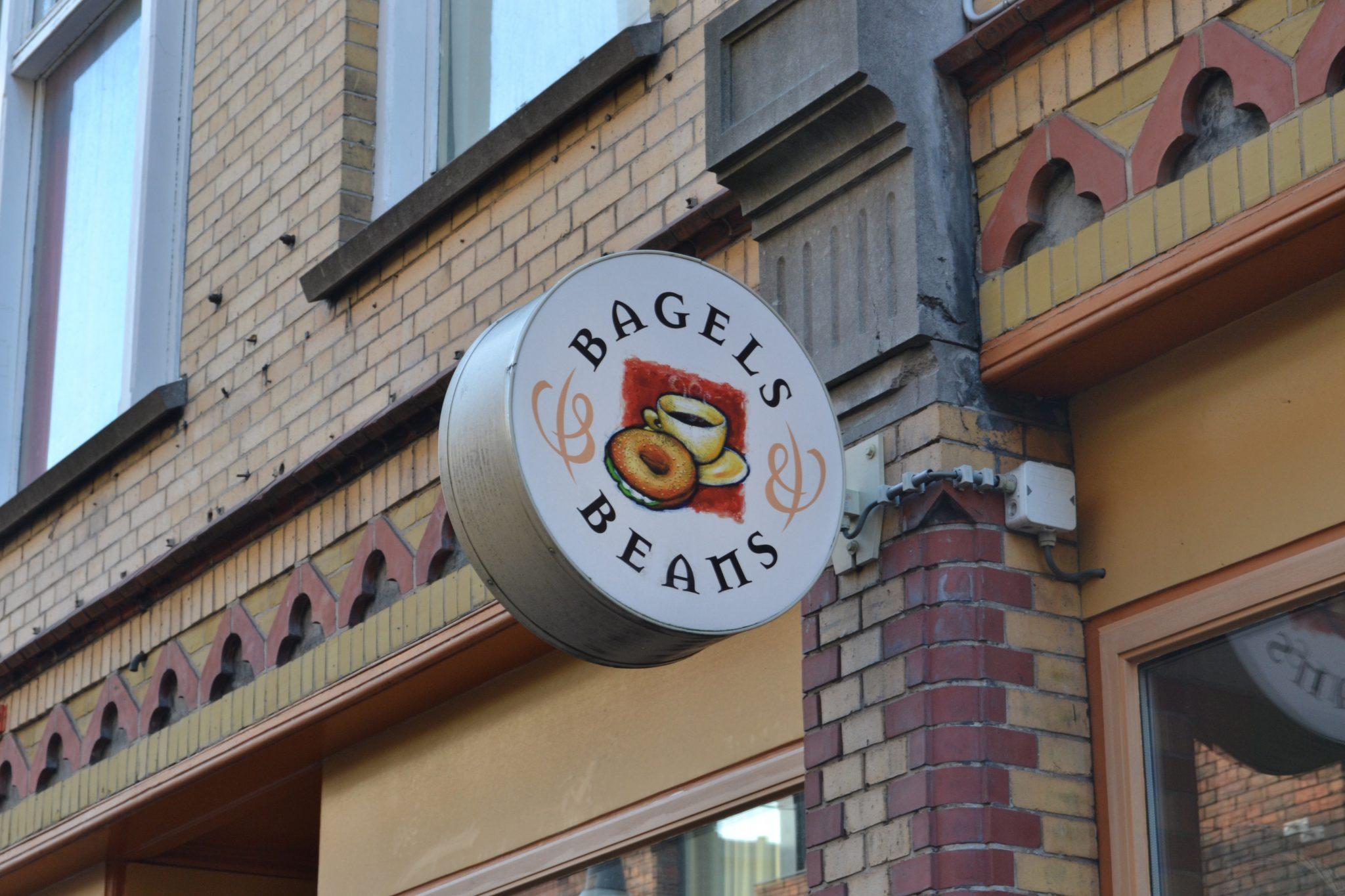 Eat&Drink: Bagels & Beans | Enschede - DSC 0020
