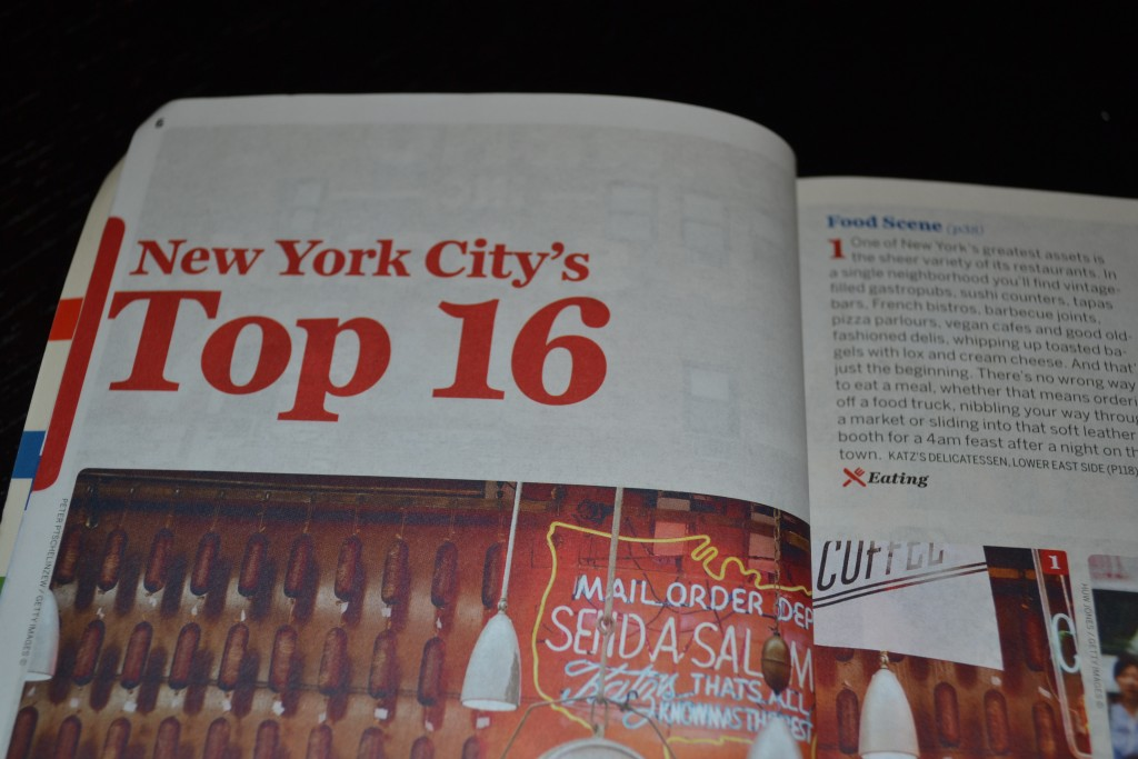 Review: Lonely Planet New York City - DSC 00421 1024x683
