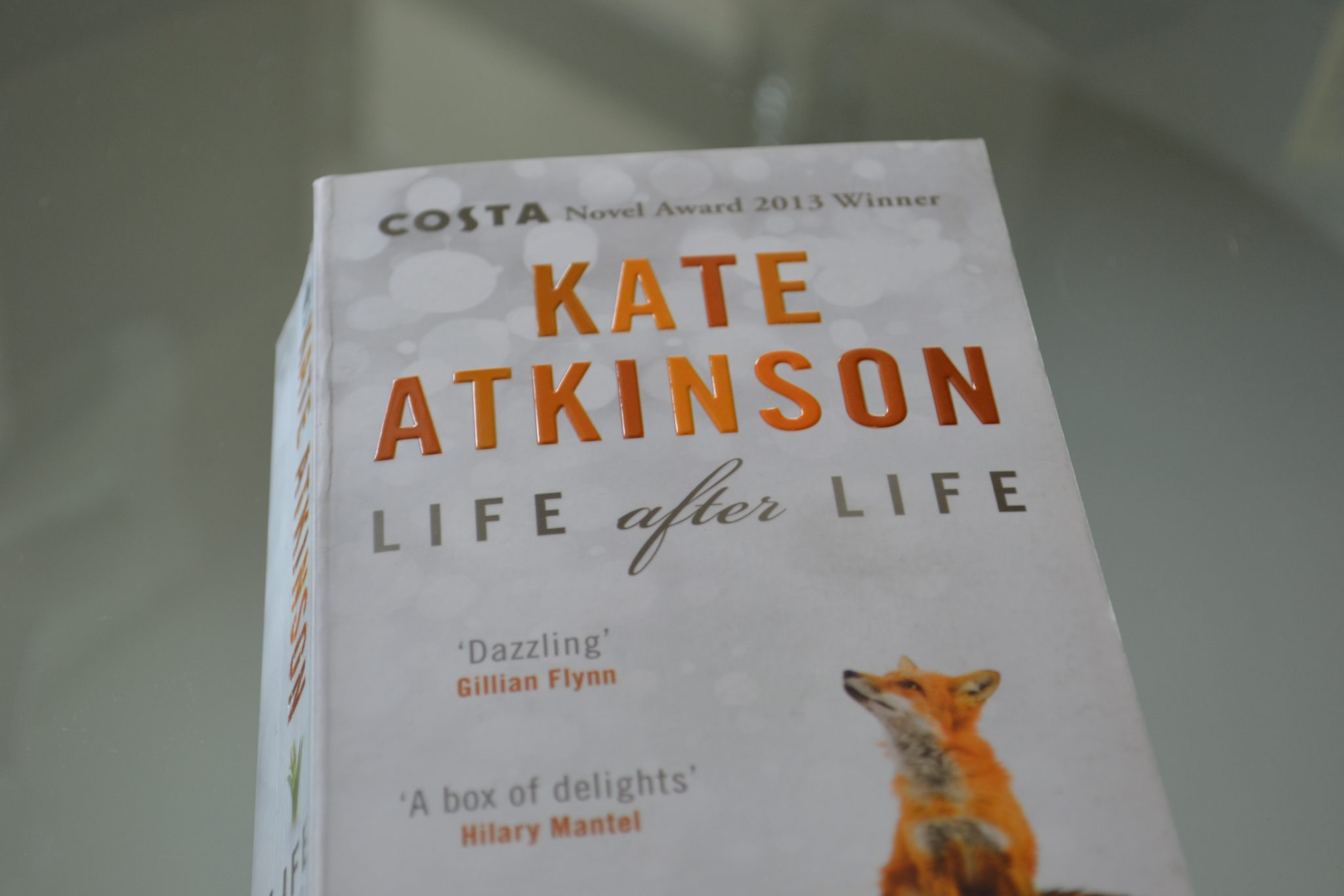 Books: Life after Life | Kate Atkinson - DSC 0159
