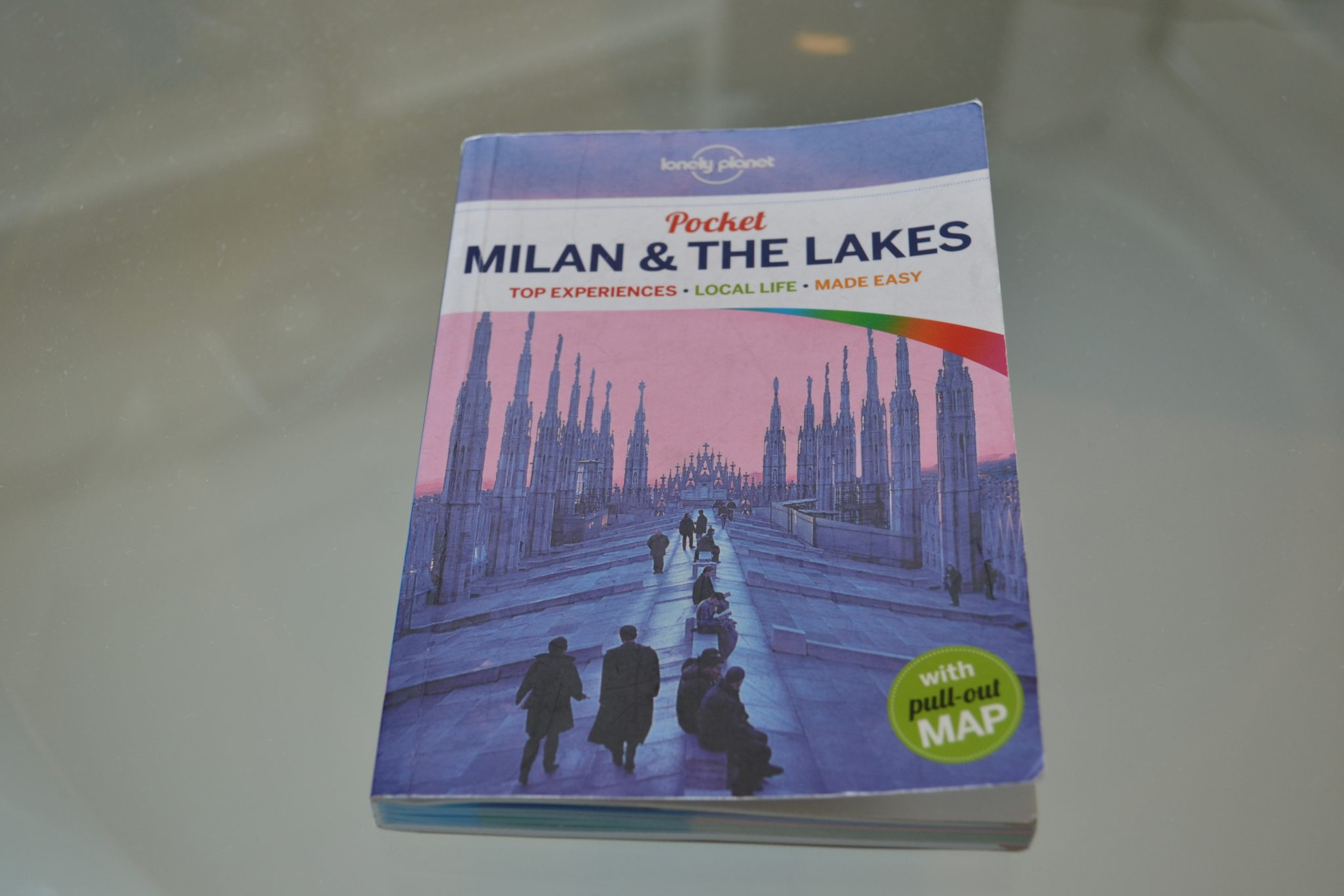 Review: Lonely Planet Pocket: Milan and the Lakes - DSC 0374