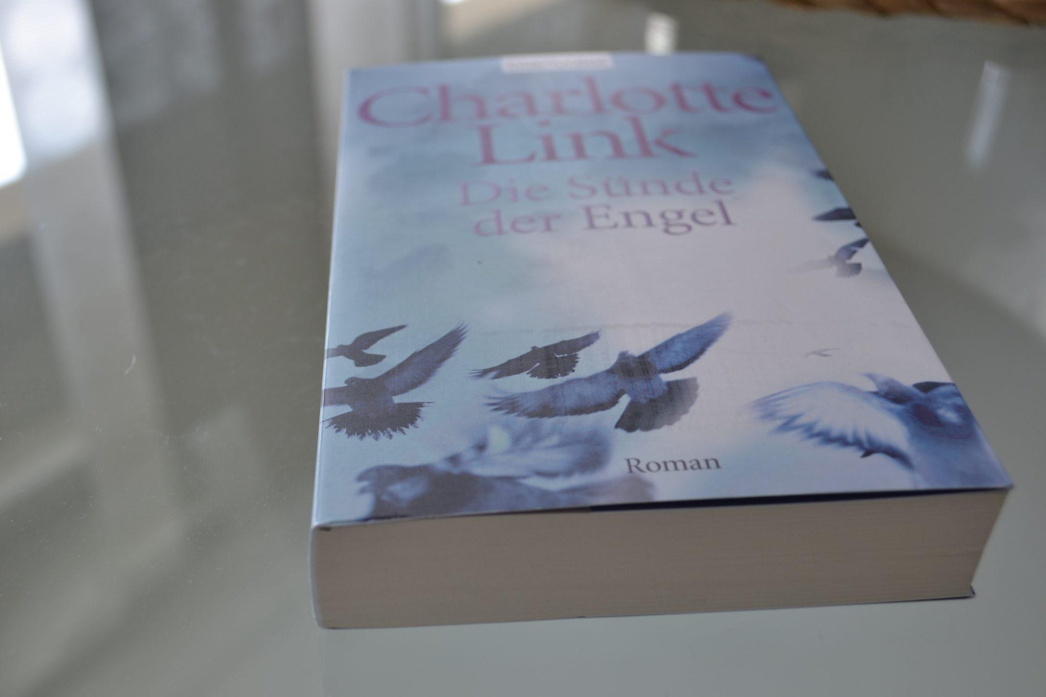 Books: Die Sünde der Engel | Charlotte Link - DSC 0500
