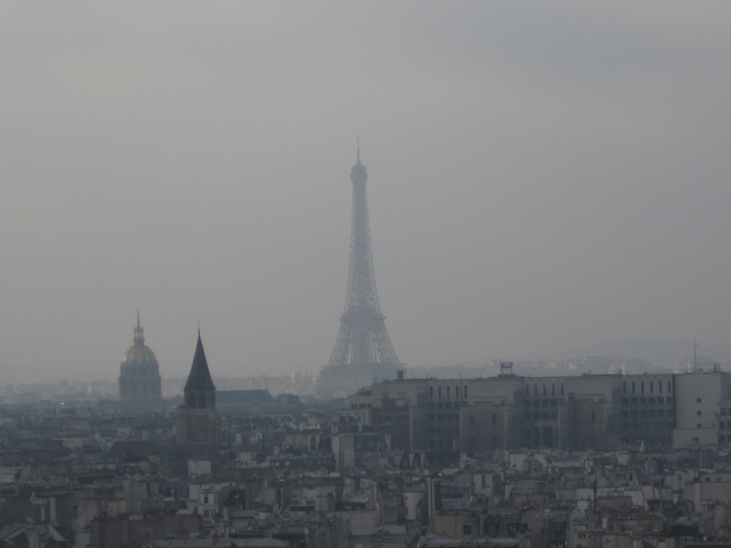 Travel Tip: Paris from above - IMG 1437 1024x768