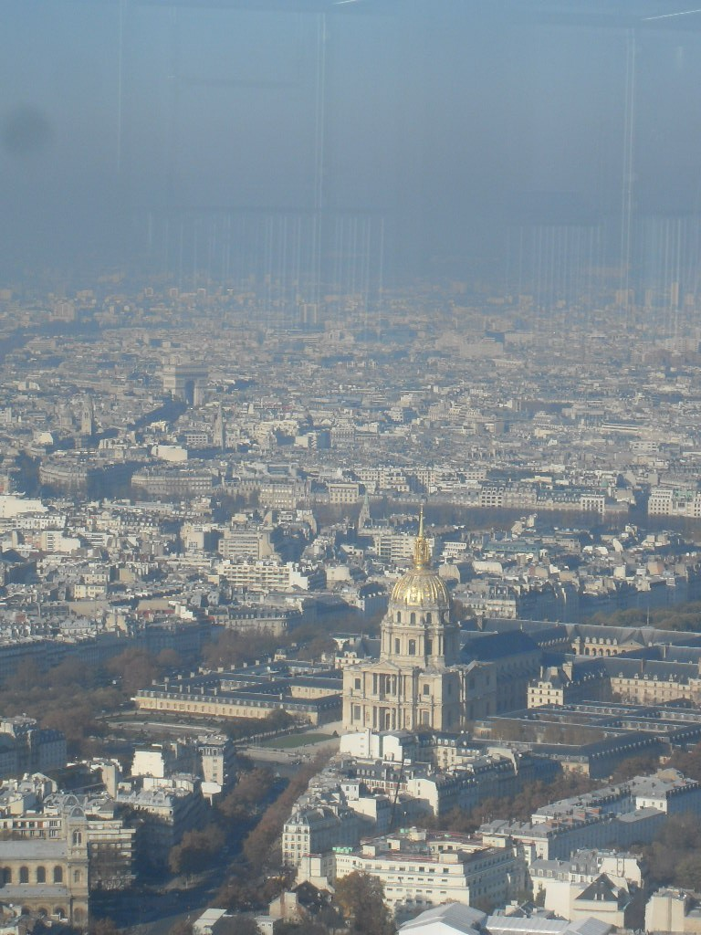 Travel Tip: Paris from above - SDC17076 768x1024