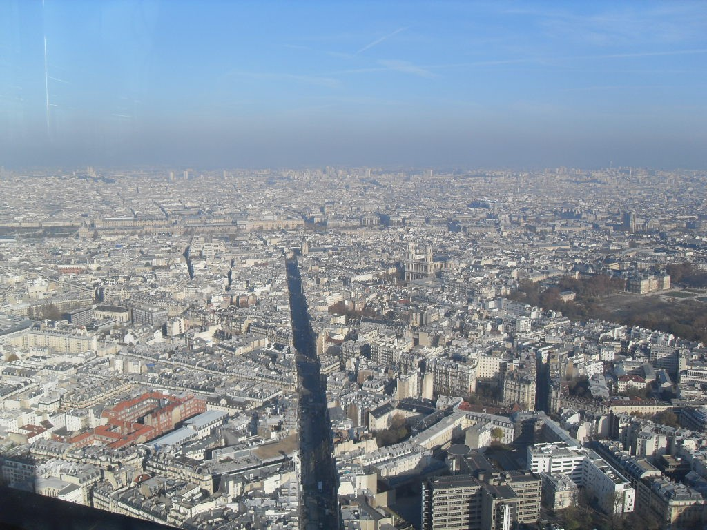 Travel Tip: Paris from above - SDC17081 1024x768