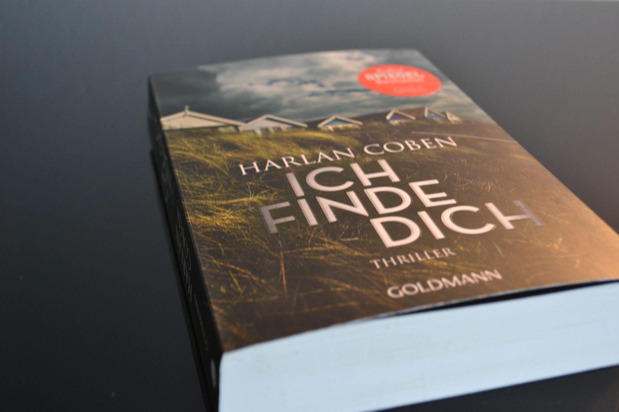 Books: Ich finde dich | Harlan Coben - DSC 0159