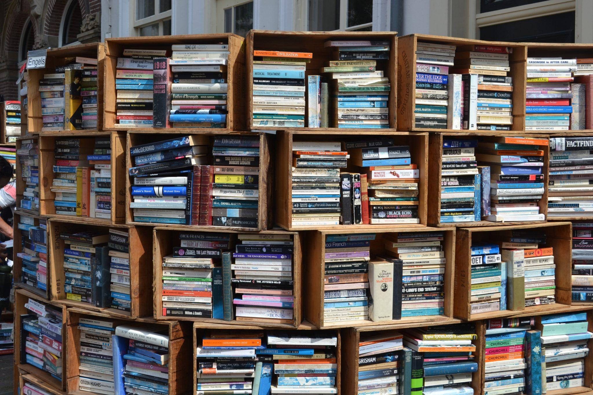 Büchermarkt Deventer 2015 - DSC 0285