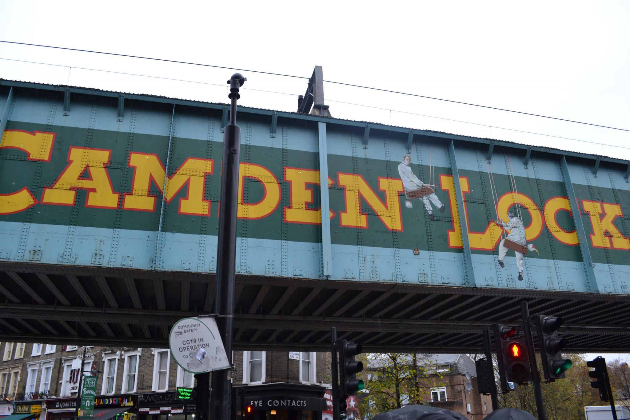 Travel Diary: London Part 2 | Camden - DSC 0170