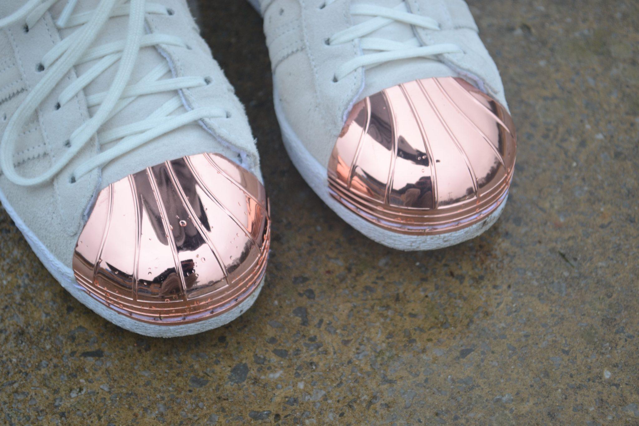 adidas superstar mit rosa kappe
