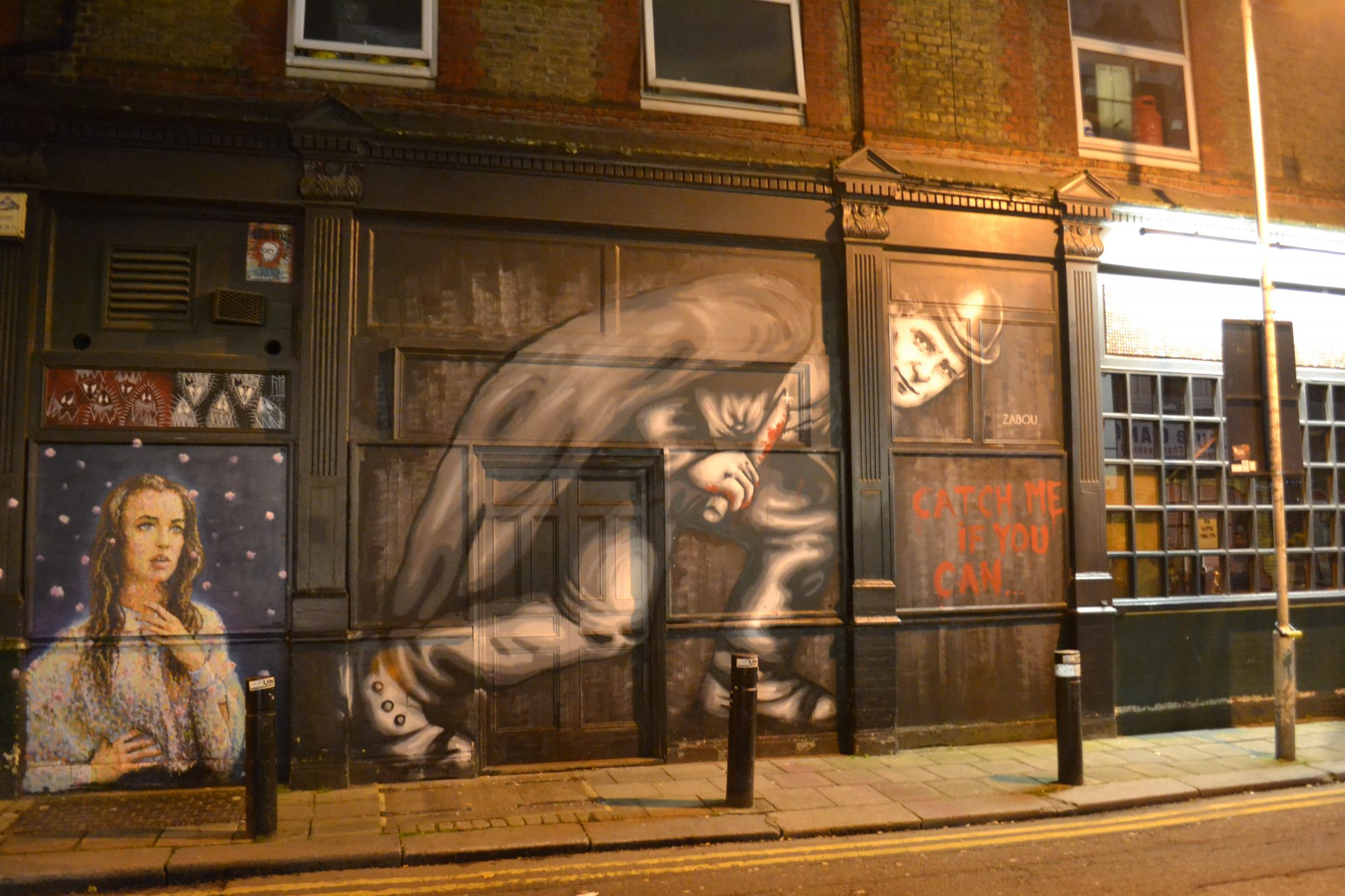 Travel Diary: London Part 4 | Jack the Ripper Tour - DSC 0349