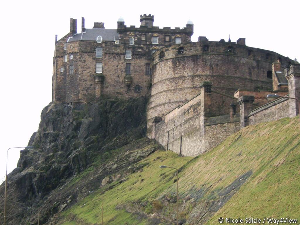 Semester abroad #3: Nicole in Schottland / England - EdinburghCastle 1024x768
