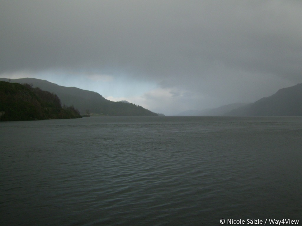 Semester abroad #3: Nicole in Schottland / England - LochNess 1024x768