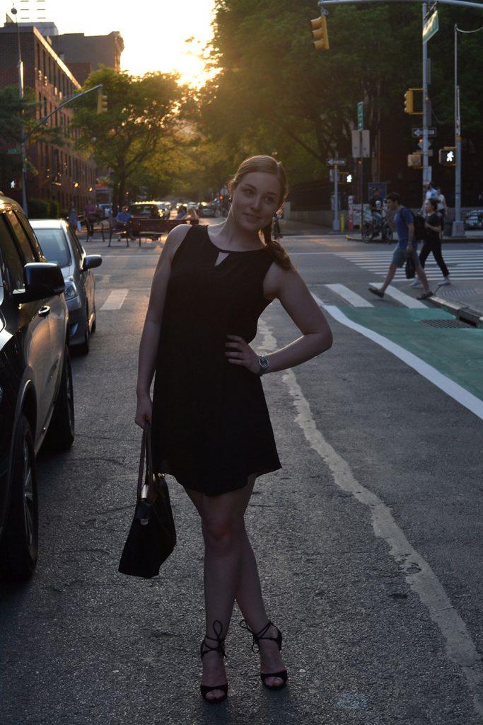 Outfit: All Black // Ivanka Trump Heels - DSC 0303 683x1024