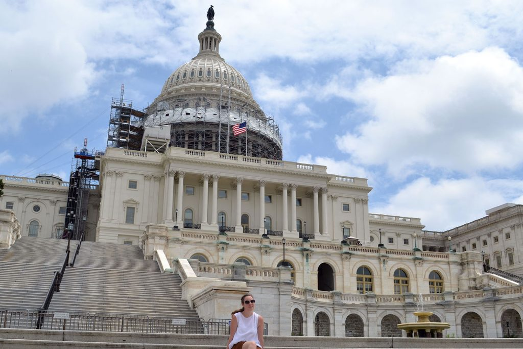 Travel Diary: Washington, D.C. | Deel 1 - The White House, Monuments & Co - Washington 1024x683