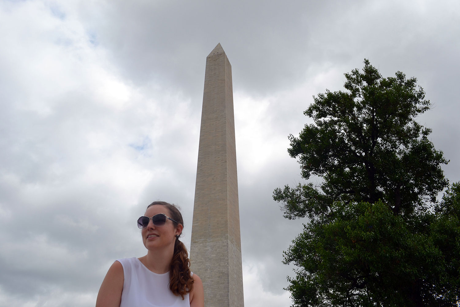 Travel Diary: Washington, D.C. | Part 1 - White House, Monuments & Co - Washington 1