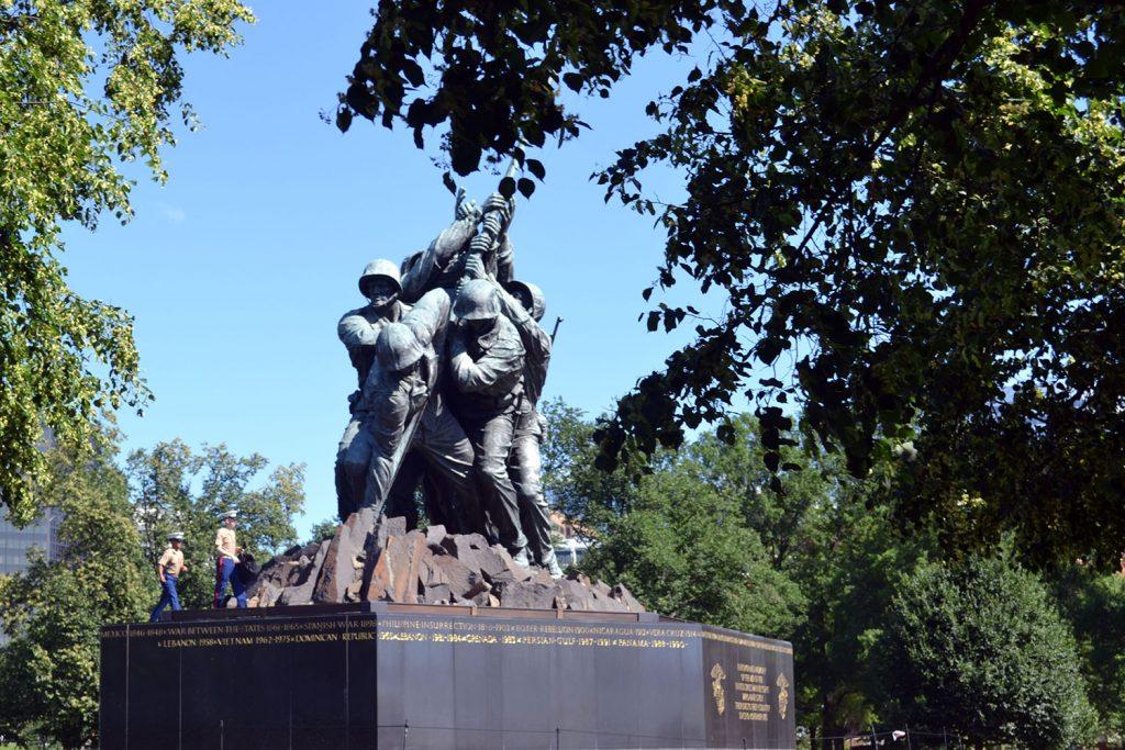 Travel Diary: Washington, D.C. | Deel 1 - The White House, Monuments & Co - Washington 5 1024x683