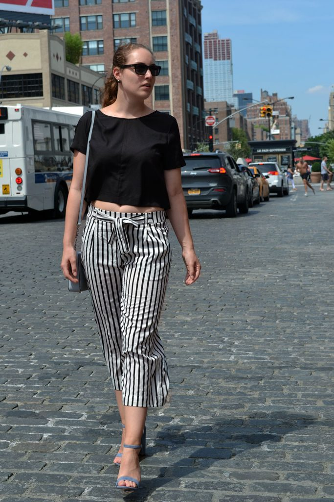 Outfit: Culottes // Steve Madden Heels   New York - Culottes 7 683x1024