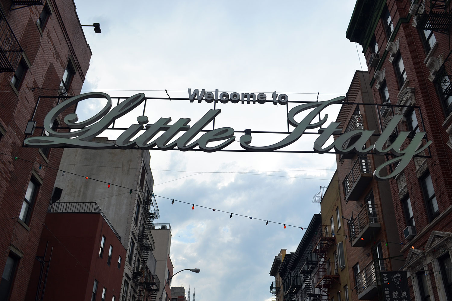 Travel Tip: Little Italy - een stukje Italië in New York - DSC 0857
