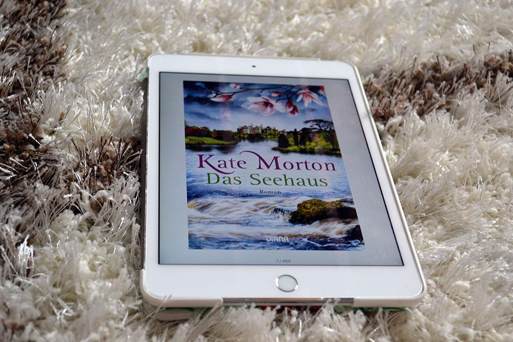 Books: Das Seehaus | Kate Morton - Das Seehaus
