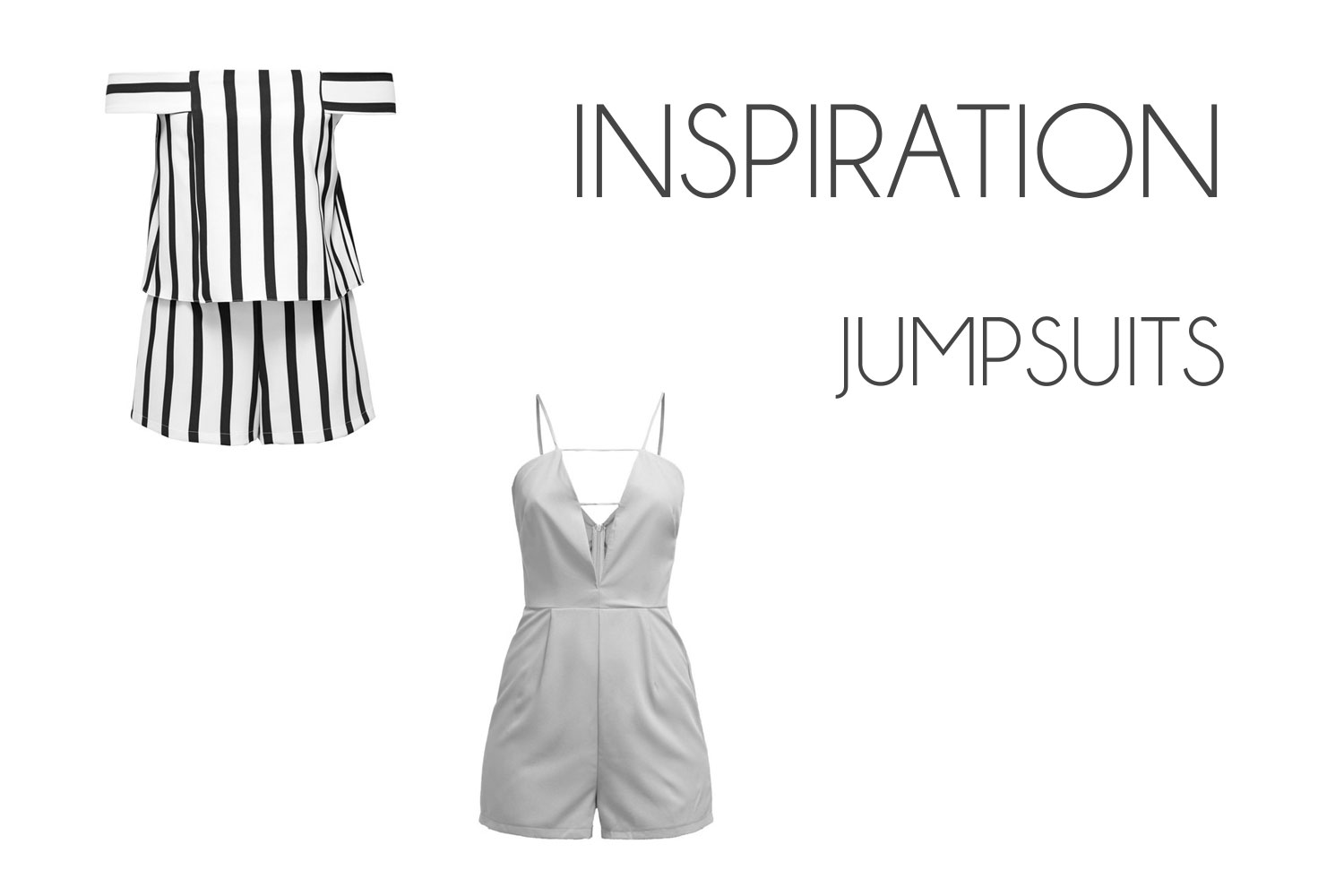 Inspiratin: Jumpsuits | Favorites