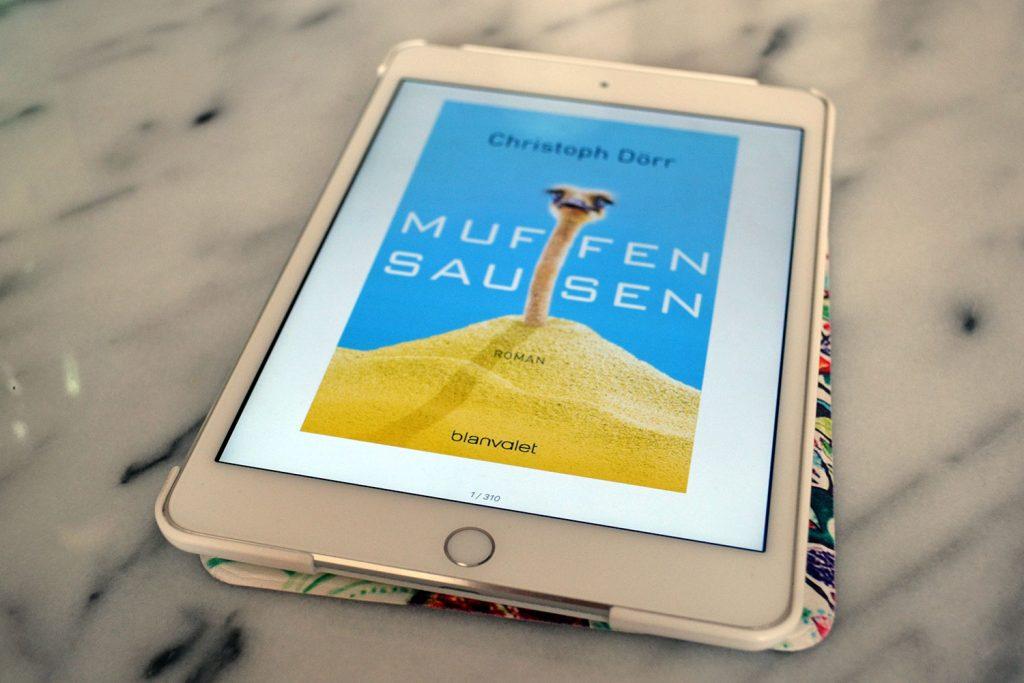 Books: Muffensausen | Christoph Dörr * - Muffensausen 1024x683