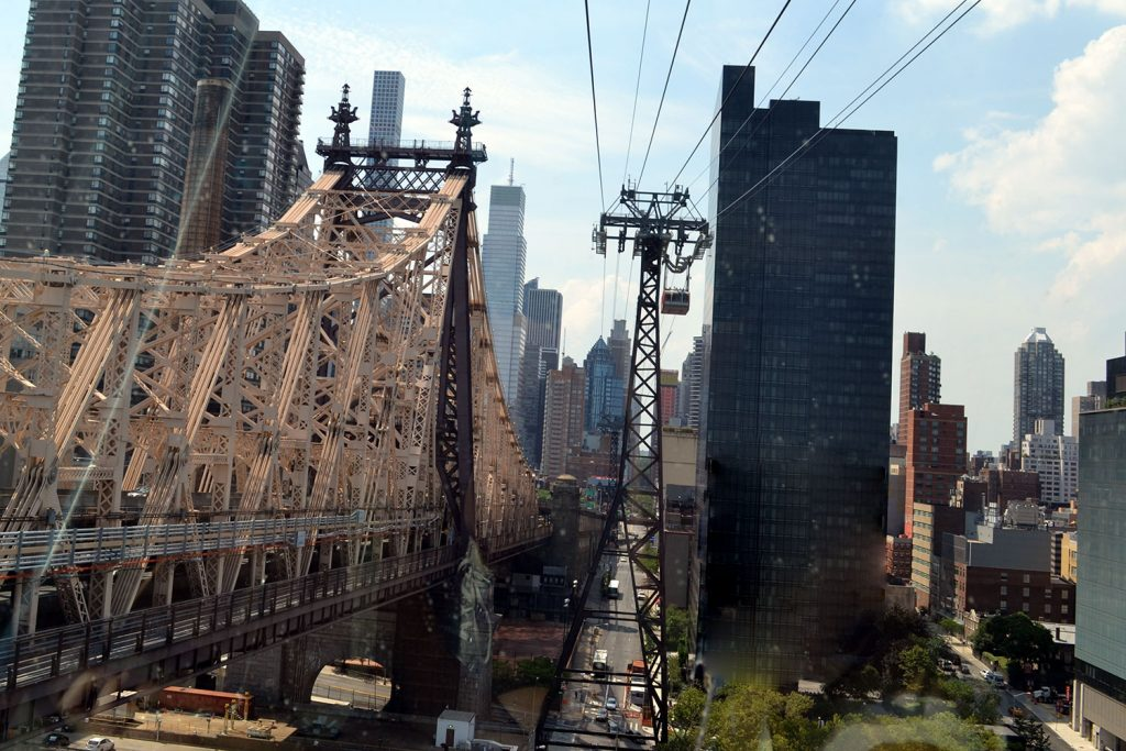 Travel Tip: Roosevelt Island & Tram // New York City - Roosevelt Island 8 1024x683