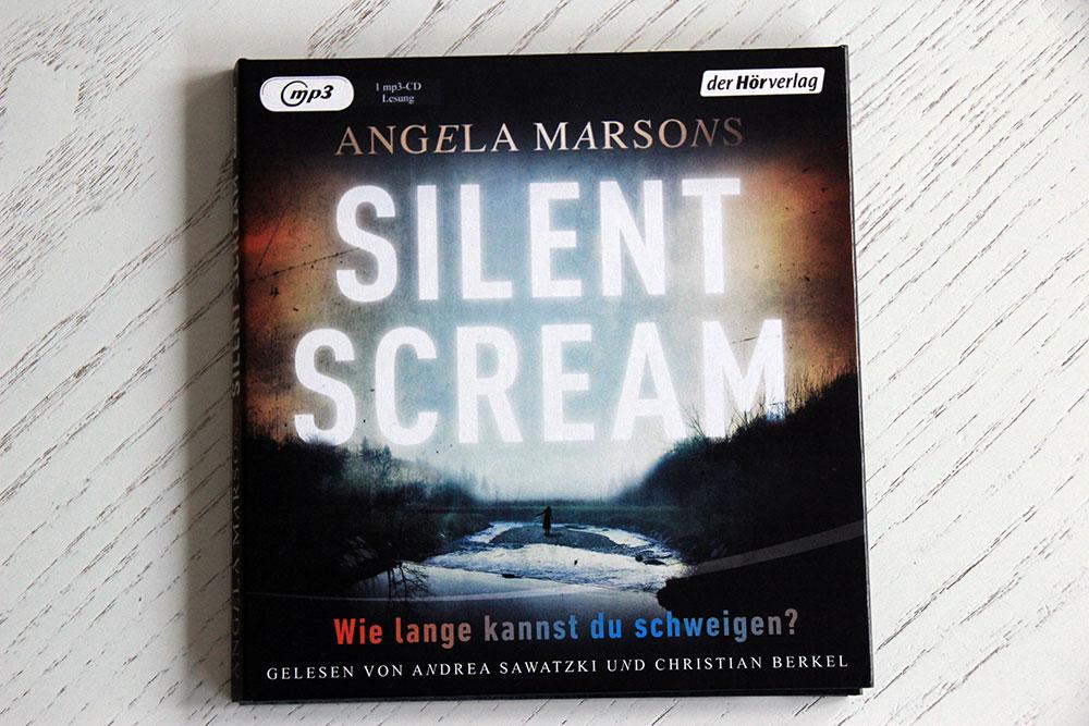 Books: Silent Scream - Wie lange kannst du schweigen? | Angela Marsons - Silent Scream