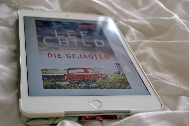 Books: Die Gejagten | Lee Child - Die Gejagten