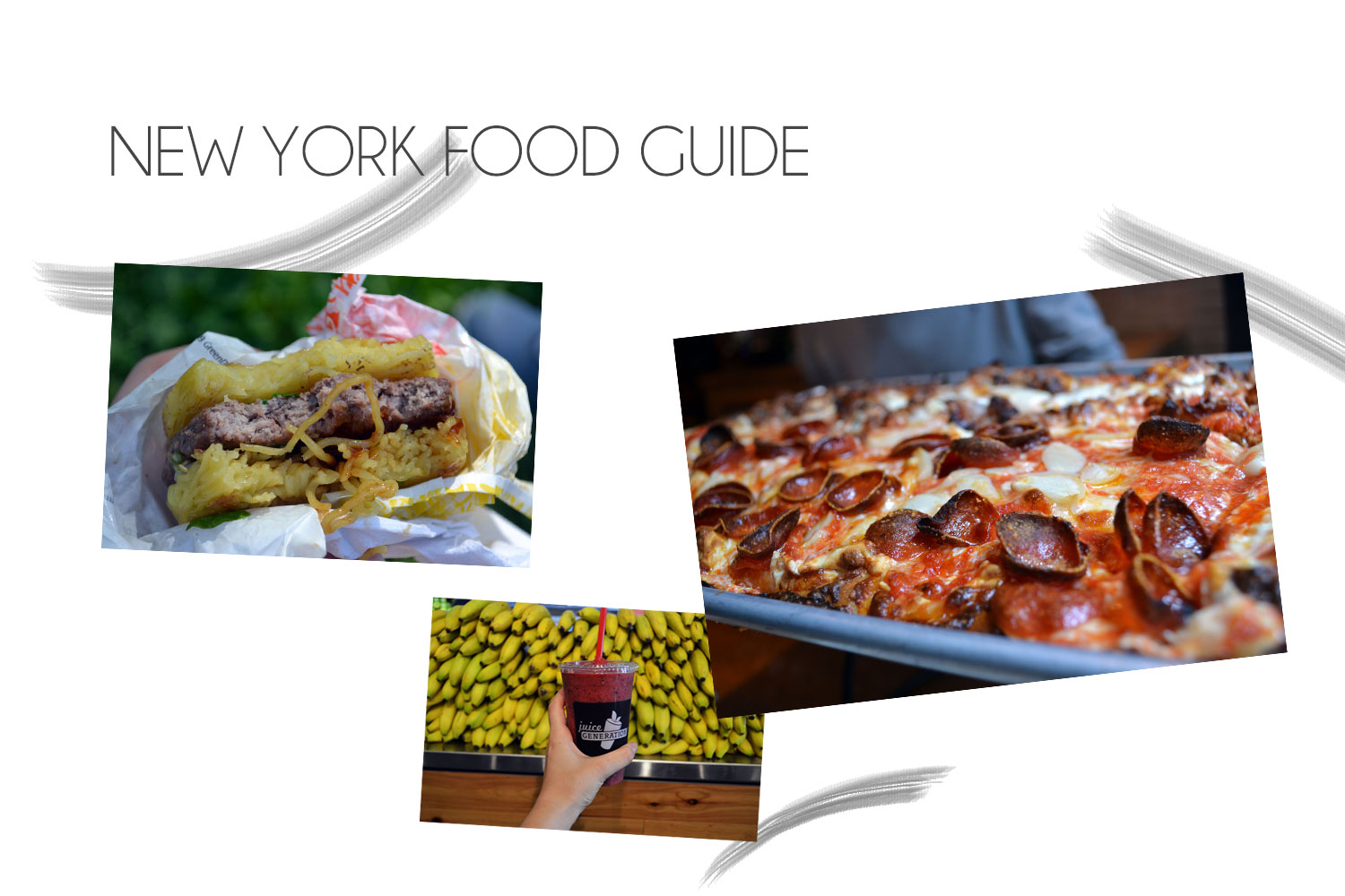 New York Food Guide: Mijn Favoriete Restaurants in NYC