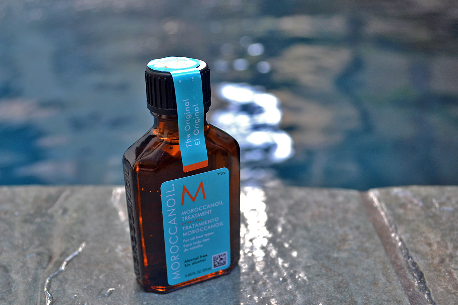 Curly Hair, don't care? | Moroccan Oil