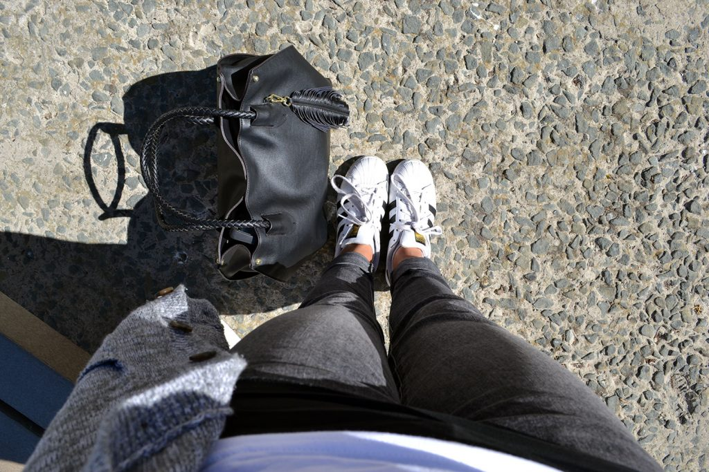 Outfit: Levi's  // Adidas Superstars | San Francisco - San Francisco 1 1 1024x683