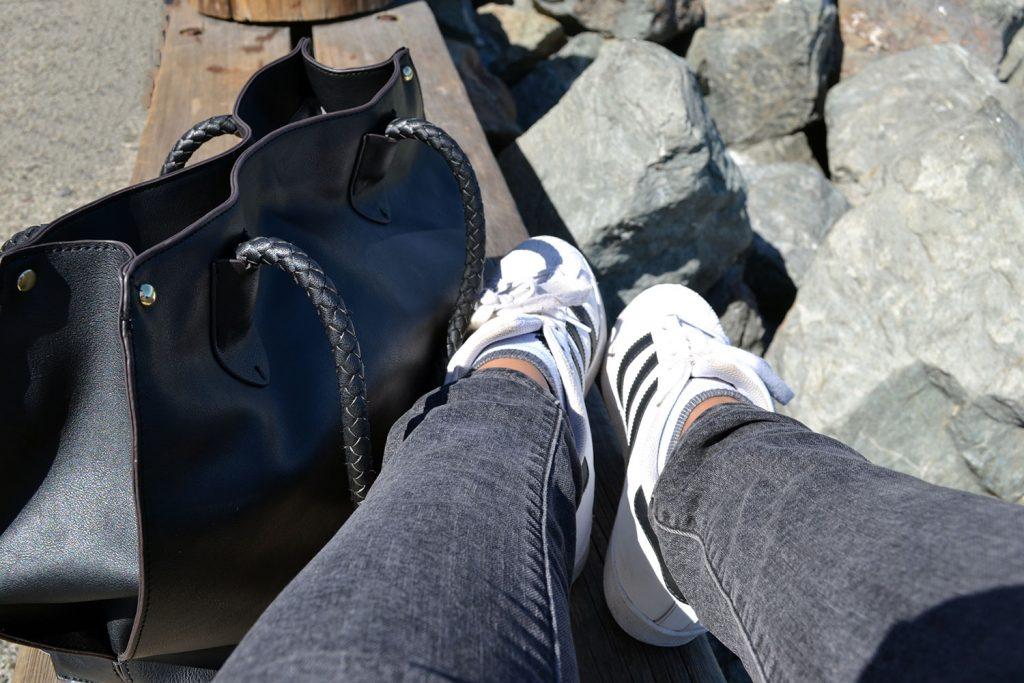 Outfit: Lingerie Trend // Levi's Jeans | San Francisco - San Francisco 1 1024x683