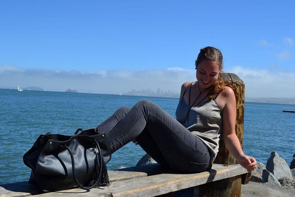 Outfit: Lingerie Trend // Levi's Jeans | San Francisco - San Francisco 2 1024x683