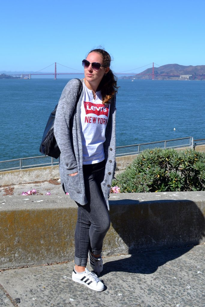 Outfit: Levi's  // Adidas Superstars | San Francisco - San Francisco 7 1 683x1024