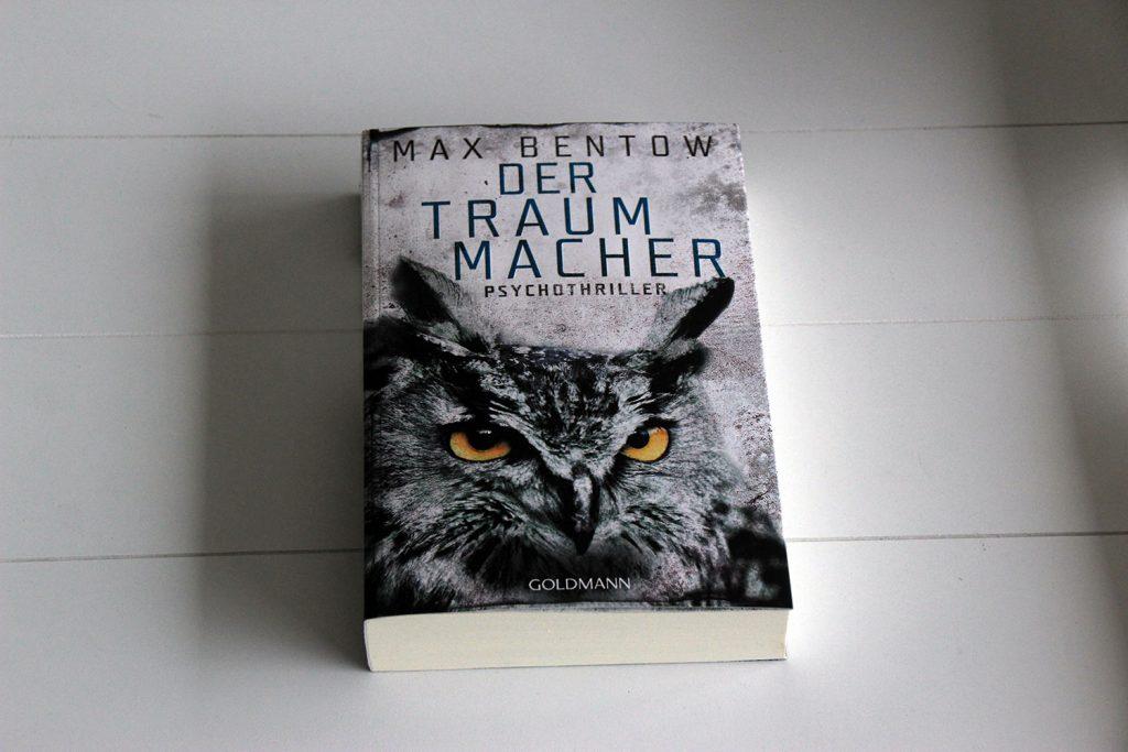 Books: Der Traummacher | Max Bentow - Der Traummacher 1024x683