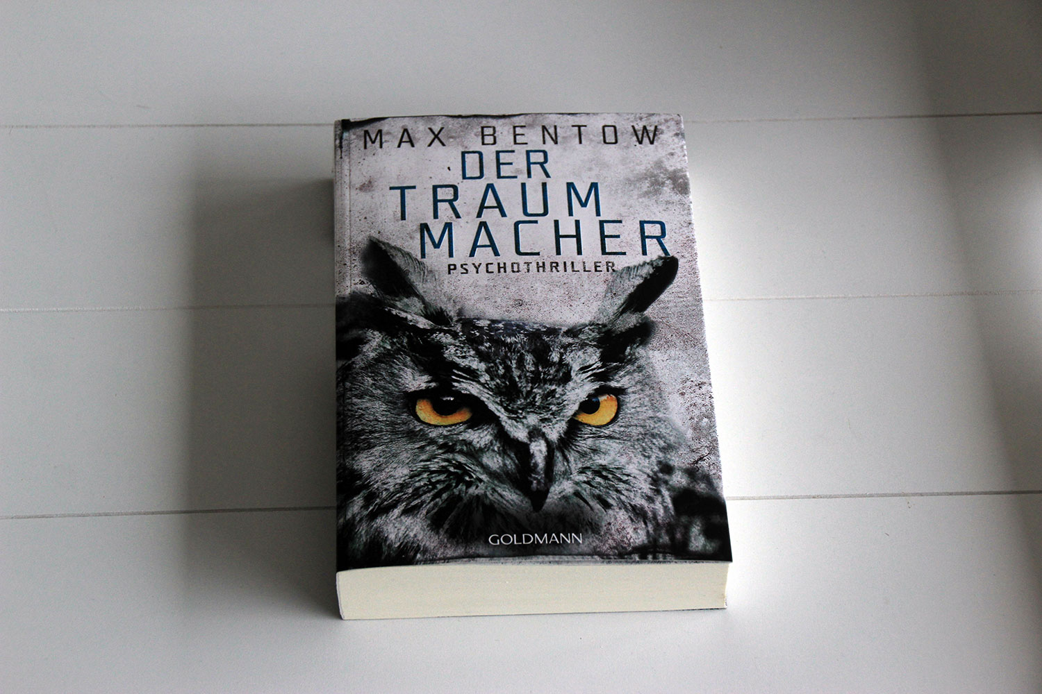 Books: Der Traummacher | Max Bentow - Der Traummacher