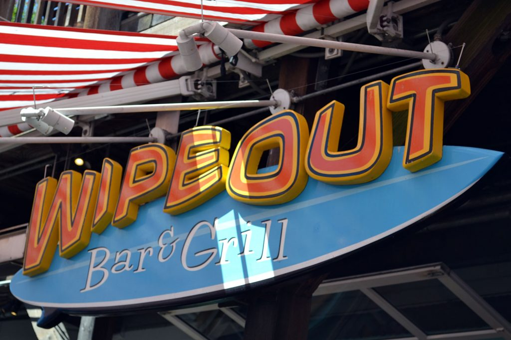 Food Guide: San Francisco | USA Roadtrip - Food Guide SF Wipe Out 1024x683