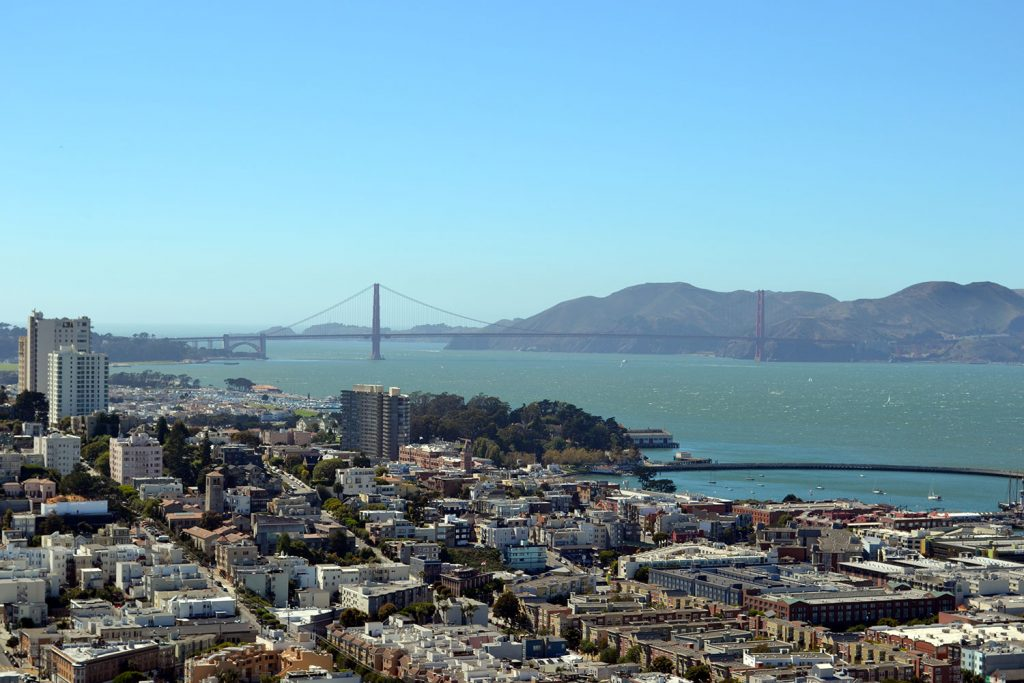 Travel Diary: San Francisco | USA Roadtrip - San Francisco 3 1024x683