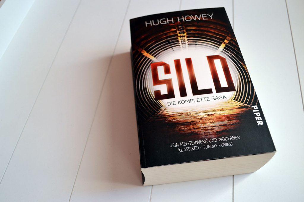 Books: Die Silo Trilogie | Hugh Howey - Silo 1024x683