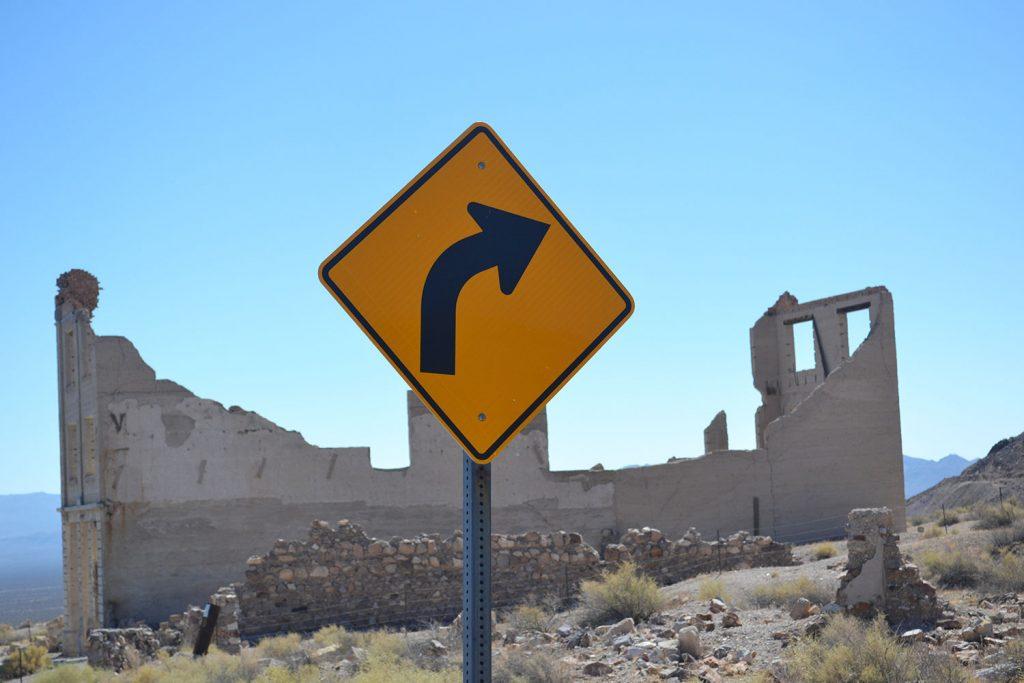Travel Diary: Death Valley | USA Roadtrip - Death Valley 11 1024x683