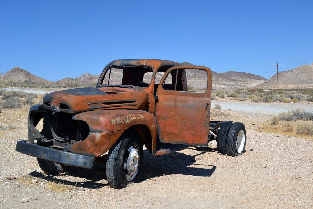 Travel Diary: Death Valley | USA Roadtrip - Death Valley 12 1024x683