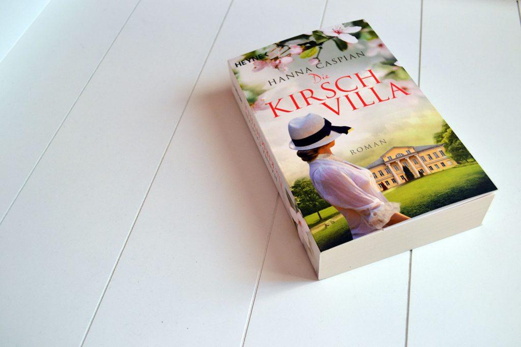 Books: Die Kirschvilla   Hanna Caspian - Die Kirschvilla Hanna Caspian 1024x683
