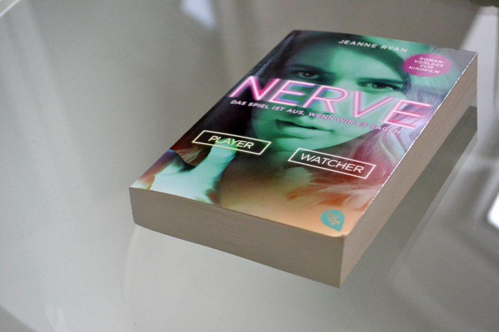 Books: Nerve - Das Spiel ist aus, wenn wir es sagen | Jeanne Ryan - Nerve 1024x683