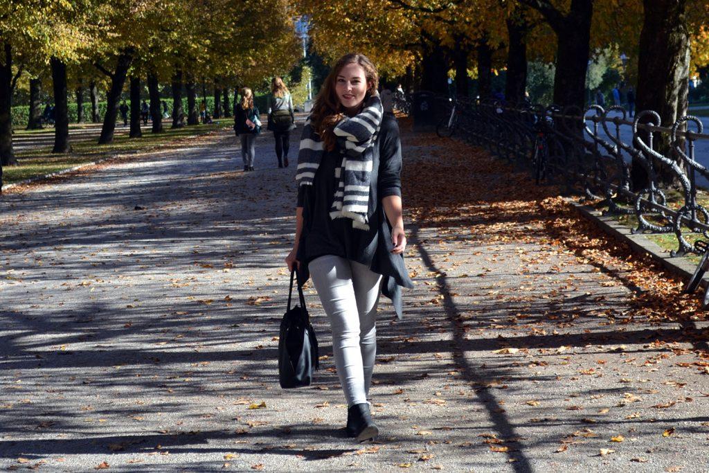 Outfit: All Grey // Romeo + Juliet Knit   Munich - RomeoJuliet 7 1024x683
